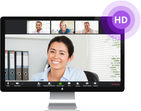 Video Conferencing Example